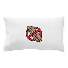 No Peanuts! Pillow Case