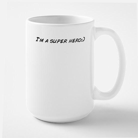 I_m_a_super_hero__ Mugs
