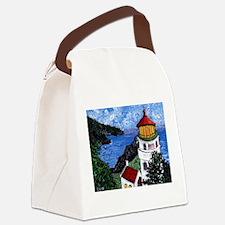Heceta Head Lighthouse, Oregon Canvas Lunch Bag