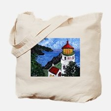 Heceta Head Lighthouse, Oregon Tote Bag