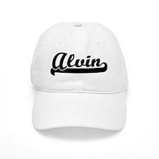 Black jersey: Alvin Baseball Cap