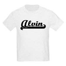 Black jersey: Alvin Kids T-Shirt