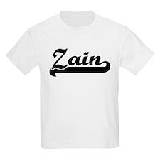 Black jersey: Zain Kids T-Shirt