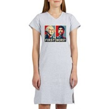 PRESIDENTS Women's Nightshirt