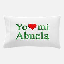 I love my grandma (Spanish) Pillow Case