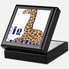 Big Brother Baby Giraffe Keepsake Box