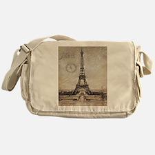 Unique Paris Messenger Bag