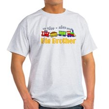 Big Brother Choo Choo Train T-Shirt