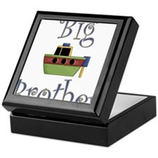 Big Brother Cute Boat Keepsake Box