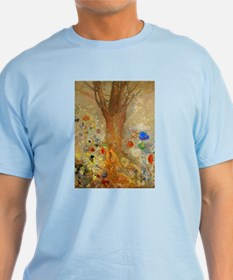 Odilon Redon Buddha In His Youth T-Shirt