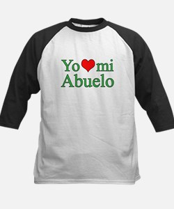 I love grandpa (Spanish) Tee