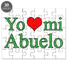 I love grandpa (Spanish) Puzzle