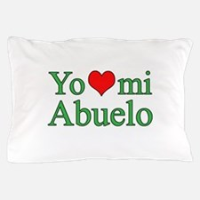 I love grandpa (Spanish) Pillow Case