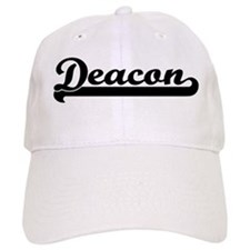 Black jersey: Deacon Baseball Cap