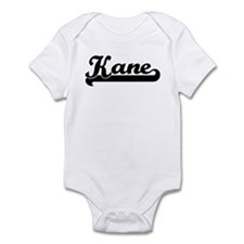 Black jersey: Kane Infant Bodysuit