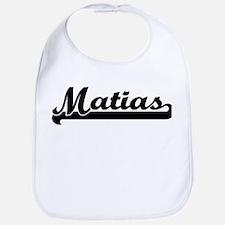 Black jersey: Matias Bib