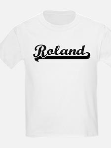 Black jersey: Roland Kids T-Shirt
