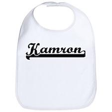 Black jersey: Kamron Bib