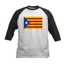 LEstelada Blava Catalan Independence Flag Tee