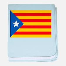 LEstelada Blava Catalan Independence Flag baby bla