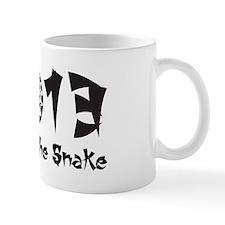 2013 Year of the Snake Black Mug