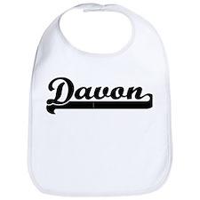 Black jersey: Davon Bib
