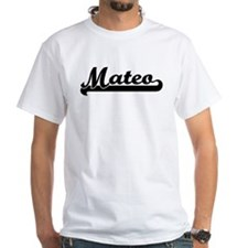 Black jersey: Mateo Shirt
