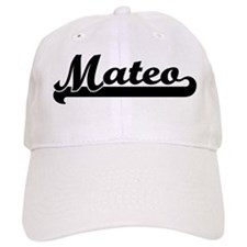 Black jersey: Mateo Baseball Cap