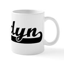 Black jersey: Landyn Mug