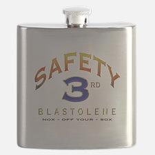 BLASTOLENE SAFETY THIRD Flask