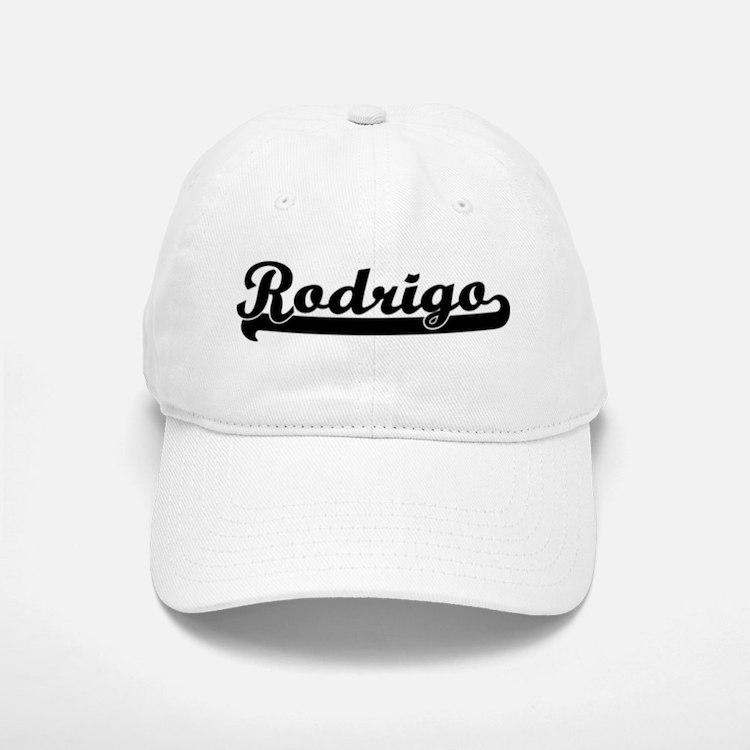 Black jersey: Rodrigo Baseball Baseball Cap