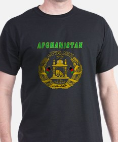 Afghanistan Coat of arms T-Shirt