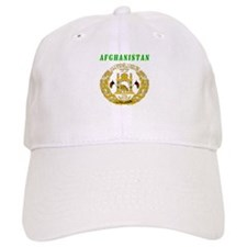Afghanistan Coat of arms Baseball Cap