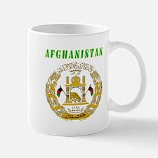Afghanistan Coat of arms Mug