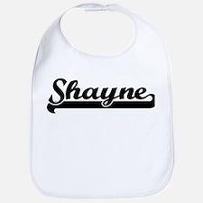 Black jersey: Shayne Bib