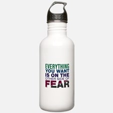 Other Side of Fear Water Bottle