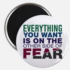 Other Side of Fear Magnet