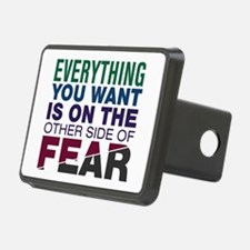 Other Side of Fear Hitch Cover