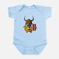 monster_wikinger Infant Bodysuit