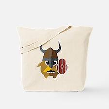 monster_wikinger Tote Bag