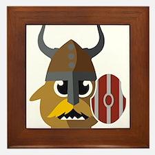 monster_wikinger Framed Tile