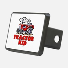 Red Tractor Kid Hitch Cover