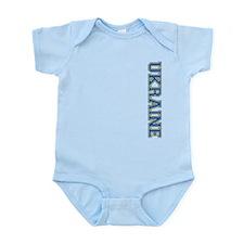 Ukraine Logo Infant Bodysuit
