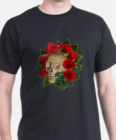 Dead Bed Roses T-Shirt