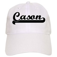 Black jersey: Cason Baseball Cap
