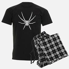 Wolf Spider White Pajamas