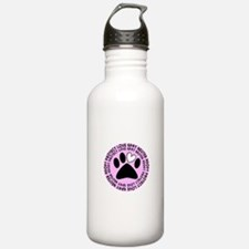 Spay neuter BIGGER PINK.PNG Water Bottle