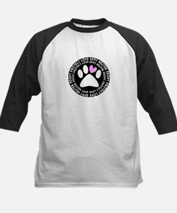spay neuter adopt BLACK OVAL.PNG Tee