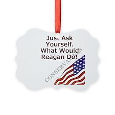 Conservative Mantra Ornament