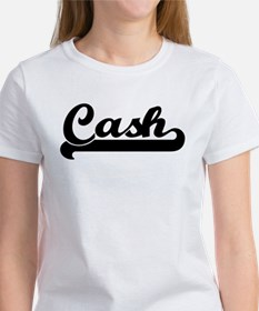 Black jersey: Cash Women's T-Shirt